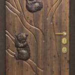 МДФ накладки на двери 16 мм