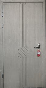 Дверь с МДФ снаружи