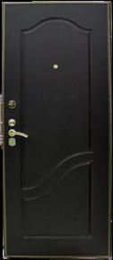 Стальная дверь с МДФ