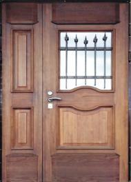 Дверь стальная уличная